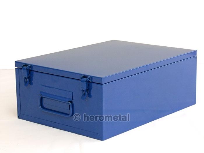 Cajas para herramientas y de valores herometal - Cajas para guardar herramientas ...