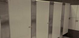 Puertas para baños modulares